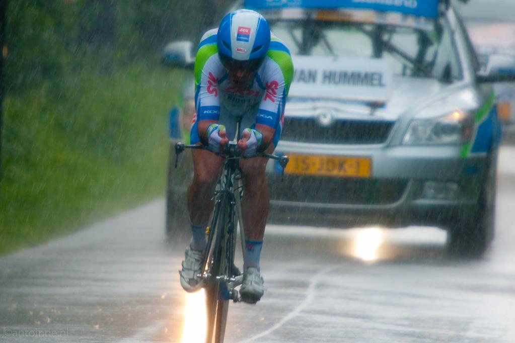 Kenny van Hummel (TT, Eneco Tour Amersfoort 2011) DSC03468