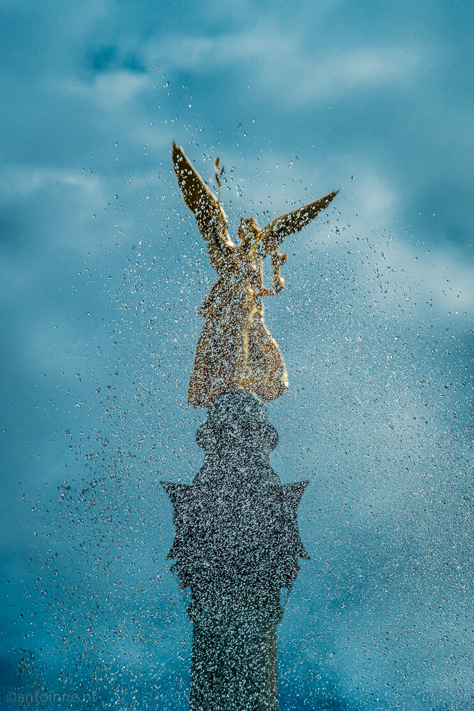 Friedensengel (Angel of Peace, Munich)