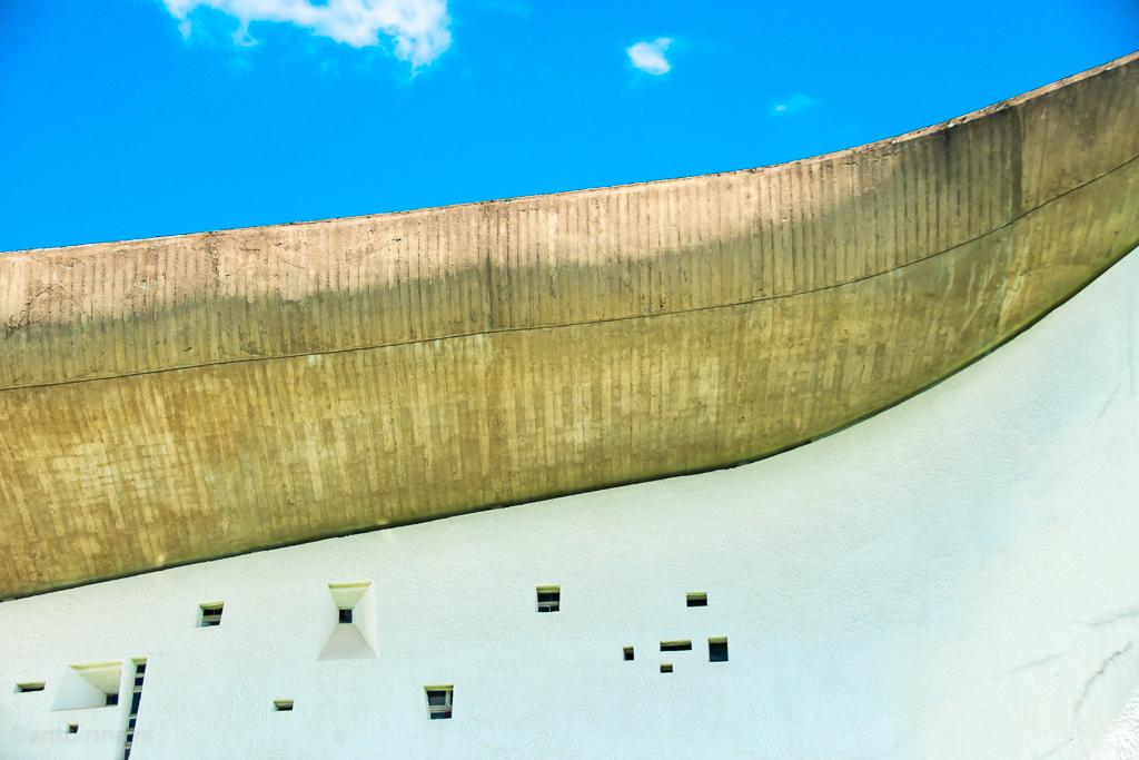 Detail Notre Dame du Haut (Le Corbusier, Ronchamp) - 20160704-SLT-A99V-DSC08087