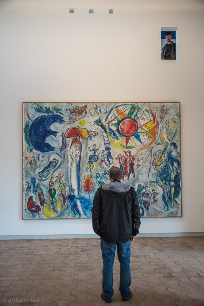 La Vie (Marc Chagal, Maeght Foundation)