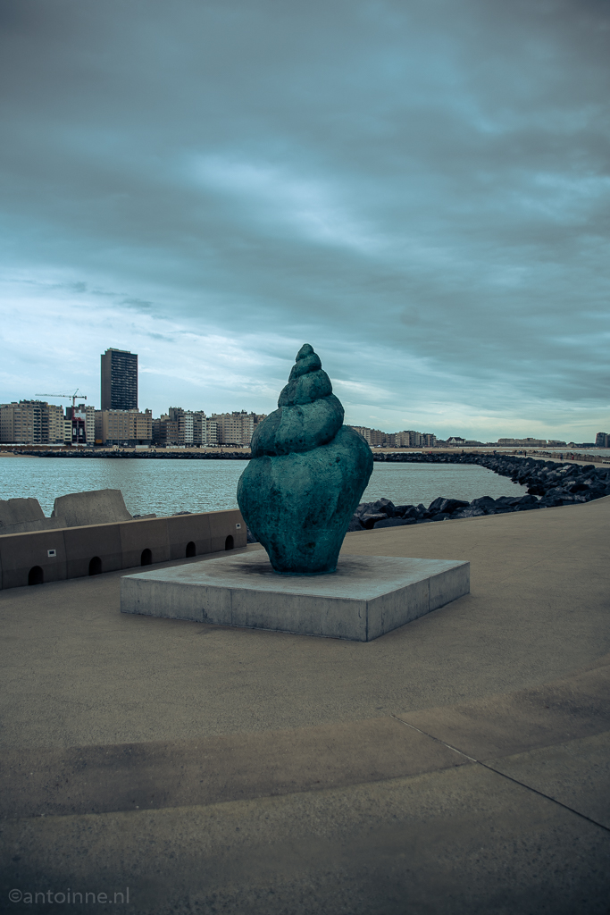 'Monument for a Wullok' (Stief DeSmet, Oostende - Beaufort 2018)