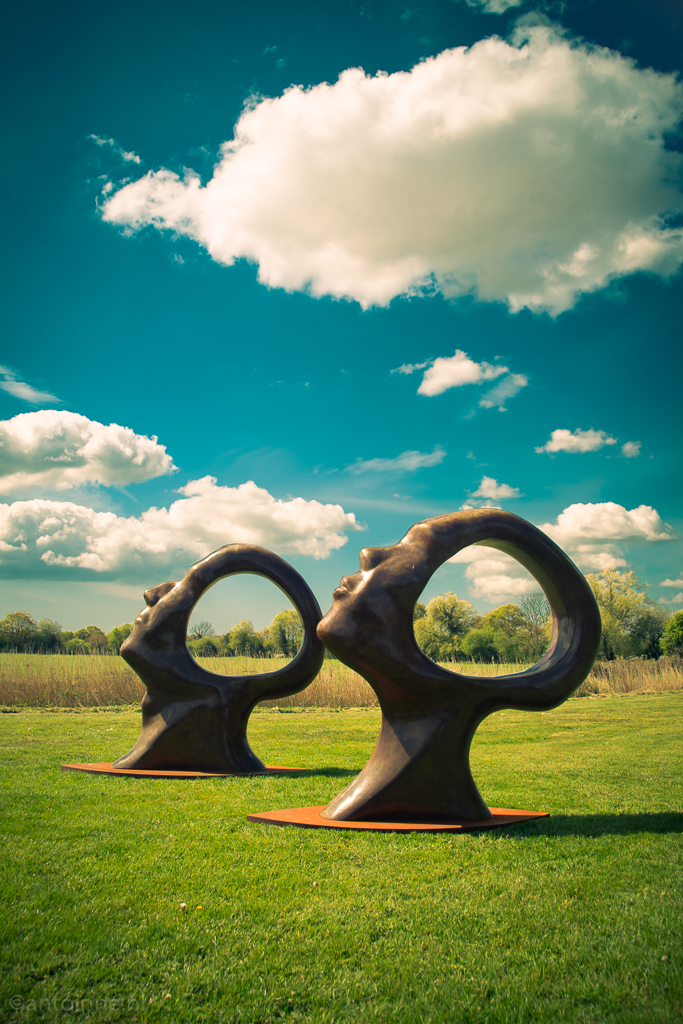 Sculpture by the Lakes (2017)