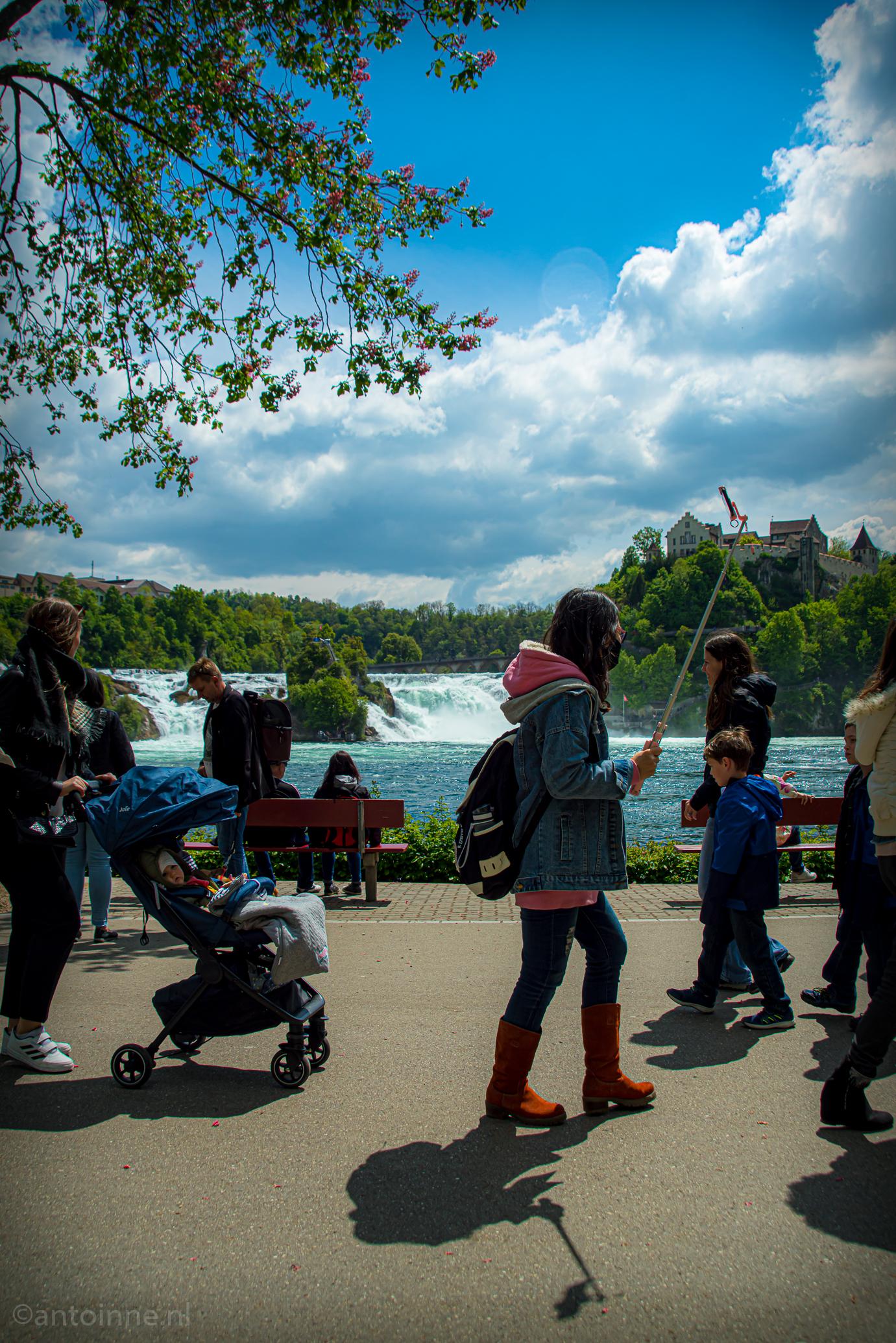 Tourismus (Rheinfall)