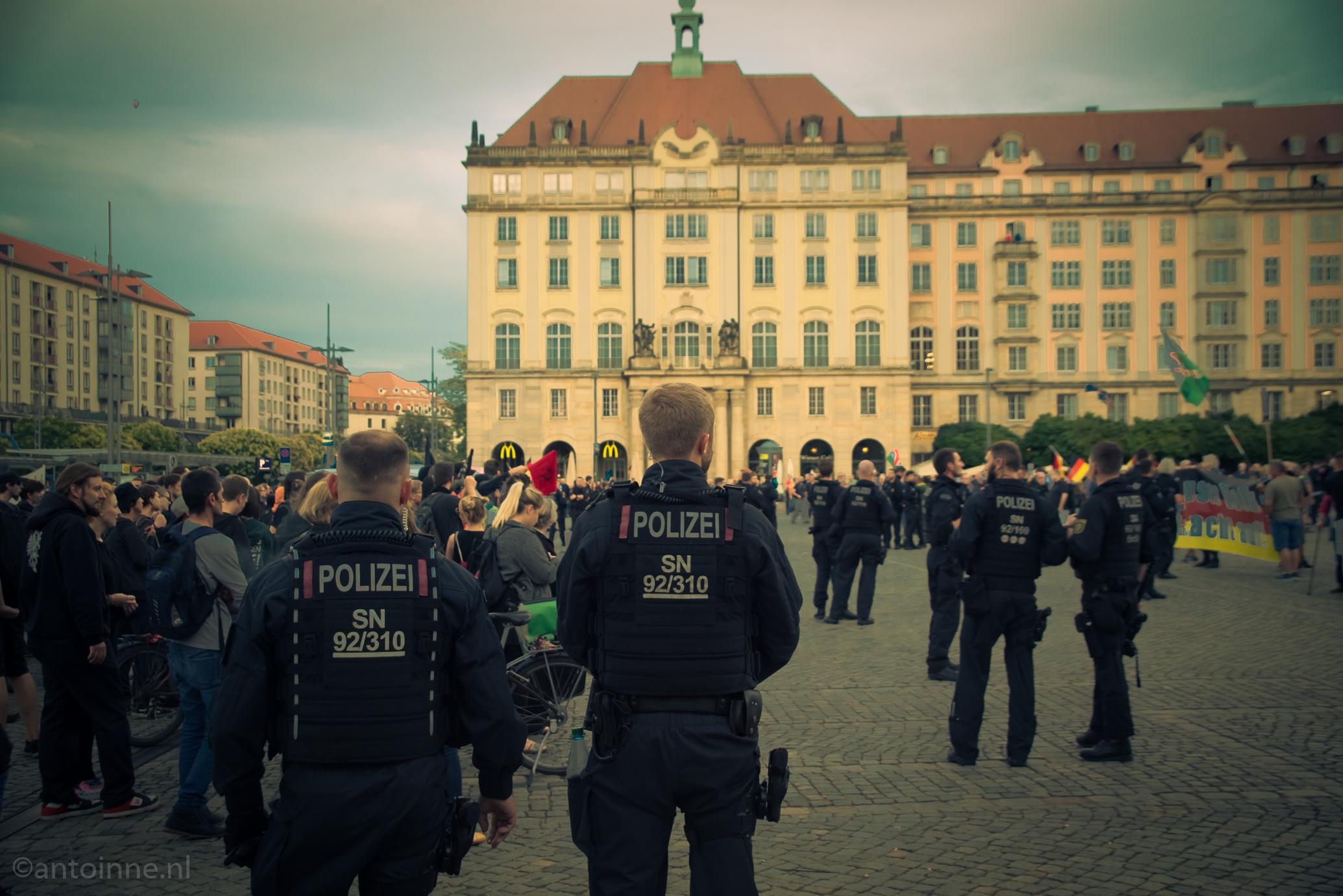 Wir sind das Volk (Dresden, 2019)