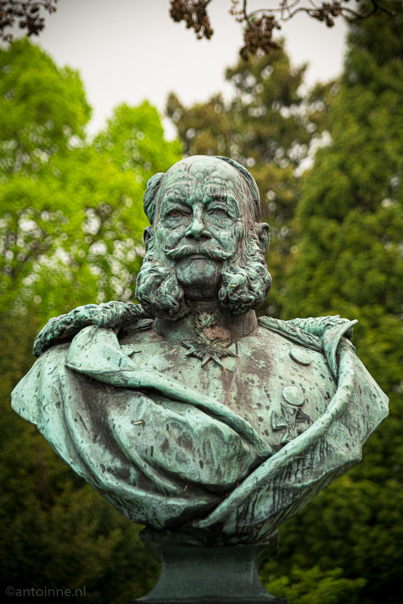 Kaiser Wilhelm (Stadtgarten Friedrichshafen)